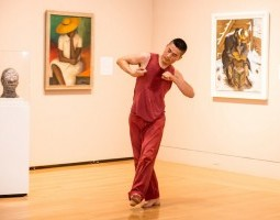 Off the Wall Processions: Improvisation at PAFA