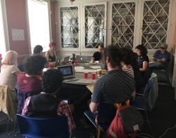 The Work that Dance Writing Does: Workshops with Sherril Dodds and Carolyn Merritt