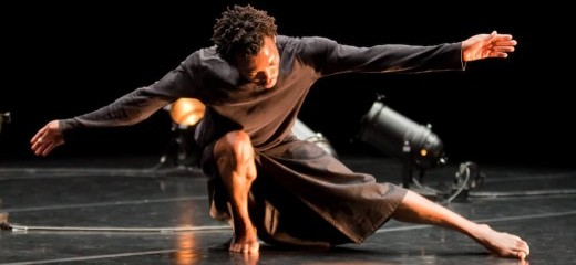 Faustin Linyekula, A Contemporary Dance Griot
